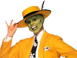 Jim Carrey - The Mask - UYM