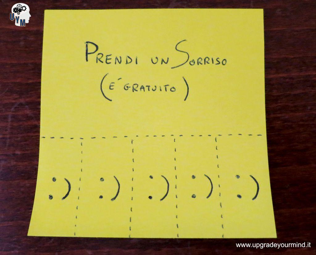 Potere del sorriso - UYM