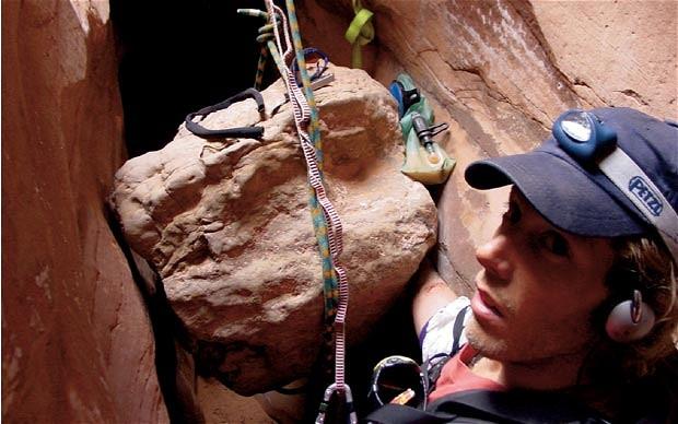 Storie di sopravvisuti Aron Ralston - UYM
