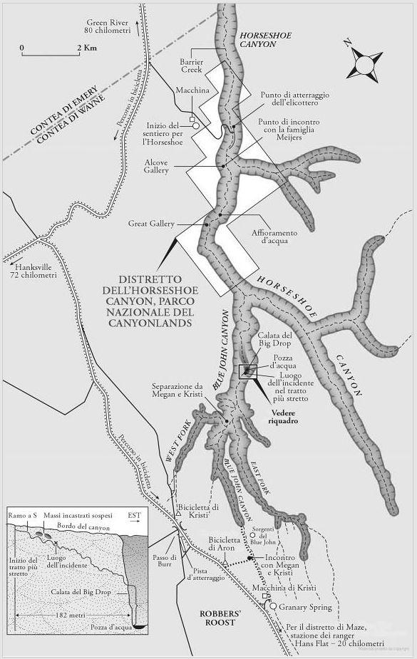 Storie di sopravvissuti - Mappa - UYM