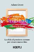 Migliori Libri di Crescita Personale - Essere Originali - Adam Grant - uym