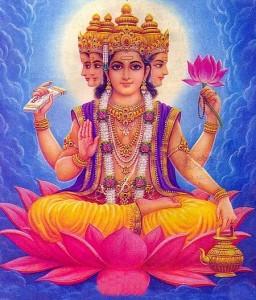 Una vecchia Leggenda Indu - Brahma - UYM