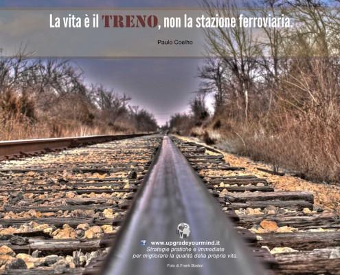 Immagini che danno la forza - Treno - Coelho - UYM