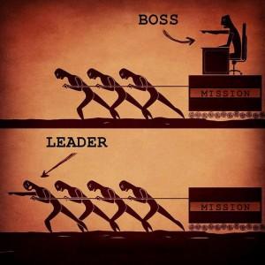 Differenze tra Capo e Leader - Comanda e Guida - UYM
