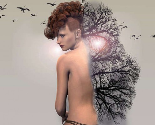 5 Favole di crescita personale - L'Albero triste
