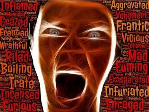 Uomo più felice al mondo - Emozioni Transitorie - Rabbia