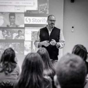 Alberto Mattei - Nomadi Digitali - Conferenza - uym