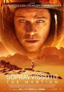 5 Film motivanti da (ri)guardare - Sopravvissuto - The Martian - uym