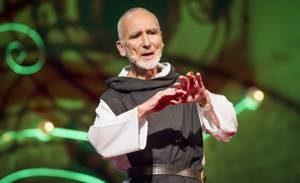 I 4 migliori Ted sulla Felicità - Padre David - Vuoi essere felice Sii grato - uym