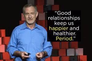 I 4 migliori Ted sulla Felicità - Robert Waldinger - Come vivere una vita serena - uym