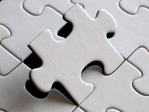 Il potere della tensione mentale nei lavori incompiuti - Puzzle -uym