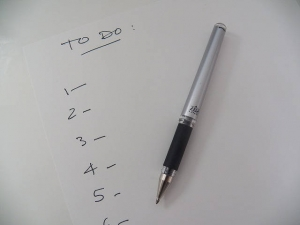 La nostra lista dei desideri - Bucket list - To do list - uym