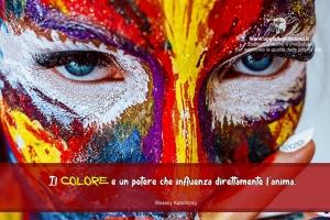 Immagini per riflettere - Il colore influenza l'anima - uym