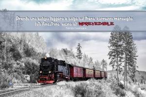 Immagini per riflettere - Il treno - uym