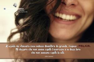 Frasi sulla vita per ritrovare benessere e serenità -Essere Felice - uym