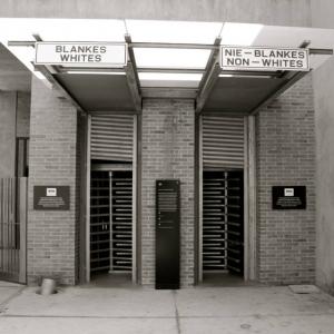 L'incredibile storia di Wilma Rudolph - Apartheid - uym