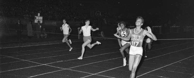 L'incredibile storia di Wilma Rudolph - uym