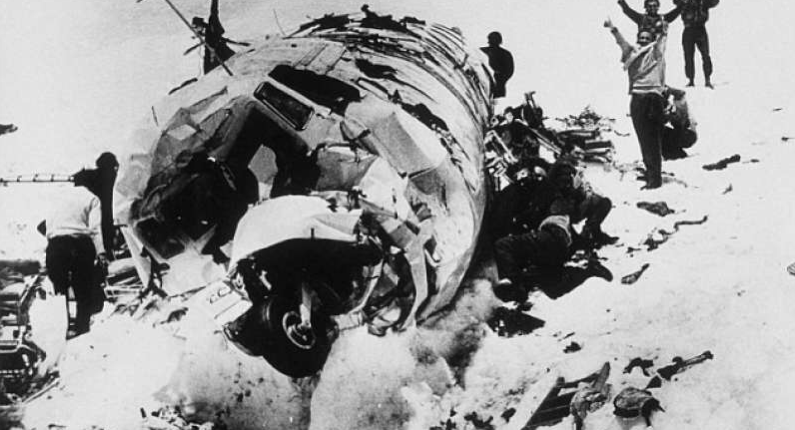 Disastro aereo delle Ande - Il ritrovo - uym