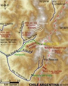 Disastro aereo delle Ande - la spedizione decisiva - uym