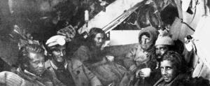 Disastro aereo delle Ande - ufficialmente morti - uym