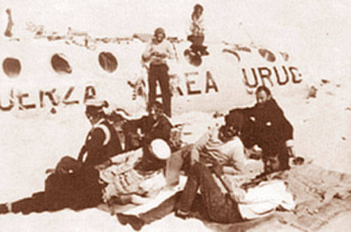 Disastro aereo delle Ande - valanga 2 - uym