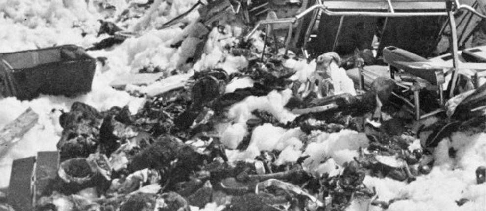 Disastro aereo delle Ande - valanga 3 - uym