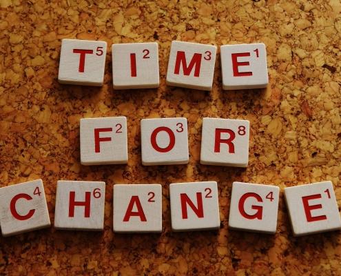 Il Cambiamento è un processo inarrestabile. Fattene una ragione - uym