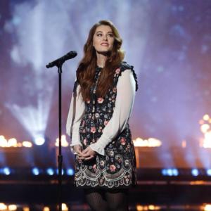 La cantante che incanta - Mandy Harvey - uym