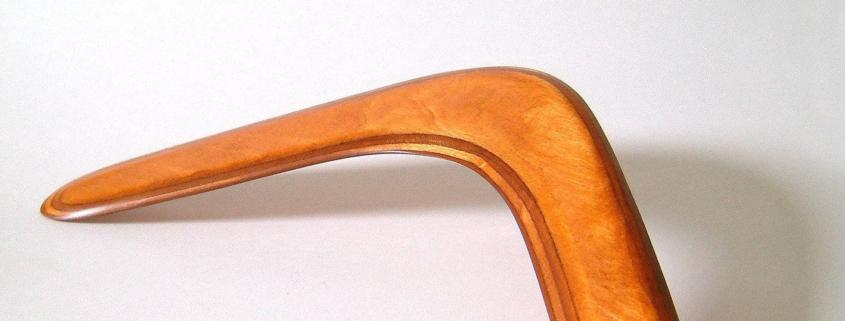 Effetto Boomerang nella vita delle persone - uym