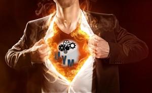Burning Hero - uym
