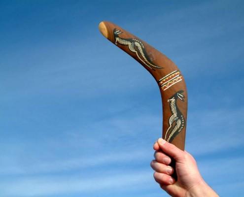 Effetto Boomerang nella vita - UYM