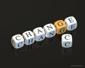 Il cambiamento è l'unica costante - Change - UYM