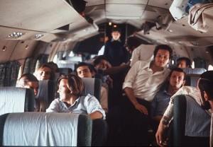 Sopravvivere a tutti i costi - in volo prima della tragedia - UYM