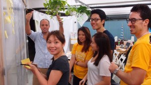 Diventare una persona di successo Andrea di Rocco Start Up Hong Kong Team