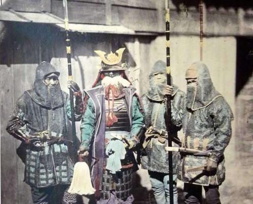Hagakure il libro segreto dei samurai - samurai