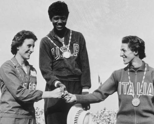 Wilma Rudolph - Olimpiadi di Roma