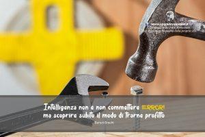 Immagini belle con frasi significative - Intelligenza ed Esperienza - uym