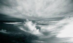 La Felicità è un viaggio - Onde del mare - uym