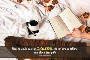 Immagini del buongiorno - L'importanza della lettura - uym