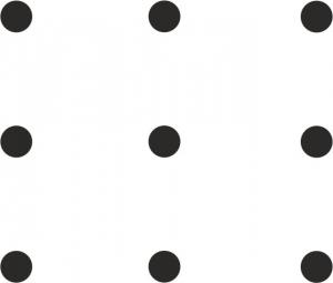 Problemi senza soluzione e le premesse implicite - gioco dei 9 - uym