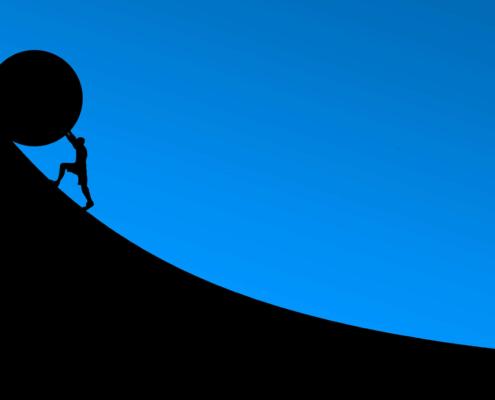 Resistere nonostante le difficoltà - Resilienza - uym